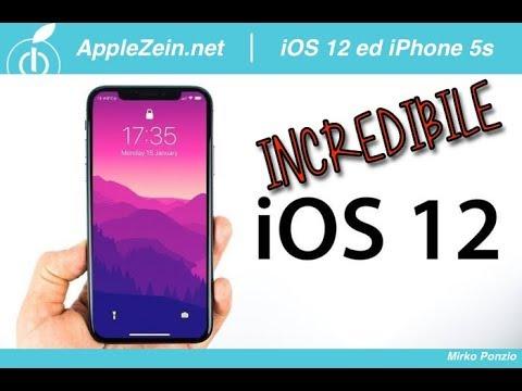 INCREDIBILE! iOS 12 sarà disponibile anche per un iPhone definito MORTO