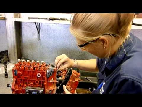 Apprentice Diesel Fuel Injection Fitter - Try it for 5