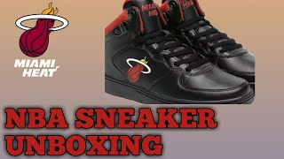 Nba Shoes Miami Heat Edition | Unboxing+Overview| India