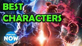 Tekken 7 Top 3 Best Characters Youtube