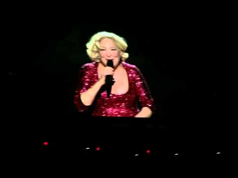 Bette Midler - Divine Intervention - MSG (NYC) June 26 - Going to the Chapel/Pride!