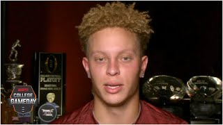 What Spencer Rattler Has Learned From Oklahoma Sooners' Past Star QBs | College GameDay