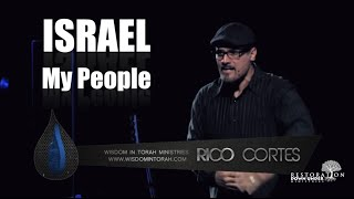 "Rico Cortes from ""Wisdom in Torah Ministries"" Touring Australia February 2016"