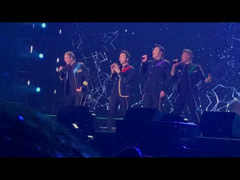 WESTLIFE concert at ice bsd Indonesia 06.08.2019 FULL SHOW
