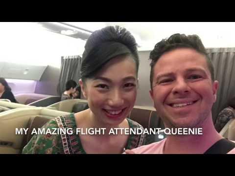 Singapore Air First Class