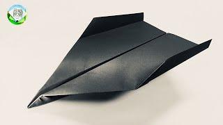 [페이퍼윙스] 최고의 종이비행기 접기 #3 엑스 / 쉬운 종이비행기접는법 / BEST PAPER PLANE ORIGAMI / 허팽이