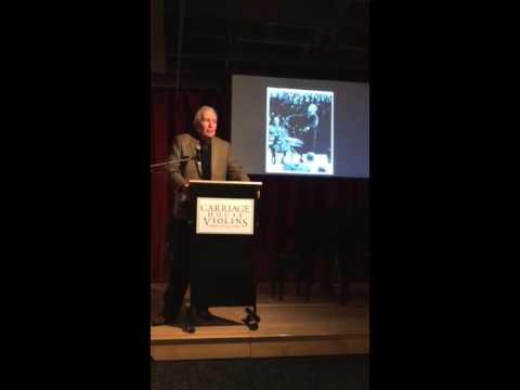 Arnold Steinhardt's Tribute to Jules Eskin