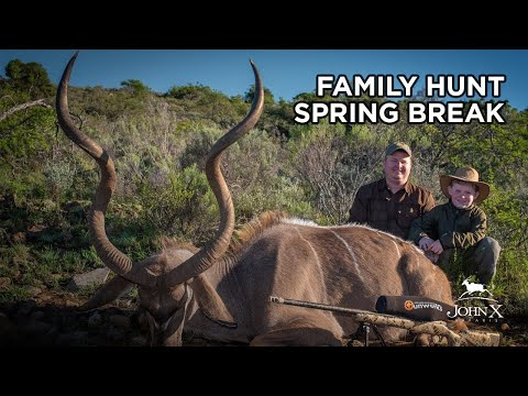 Family Hunt Spring Break In Africa | John X Safaris