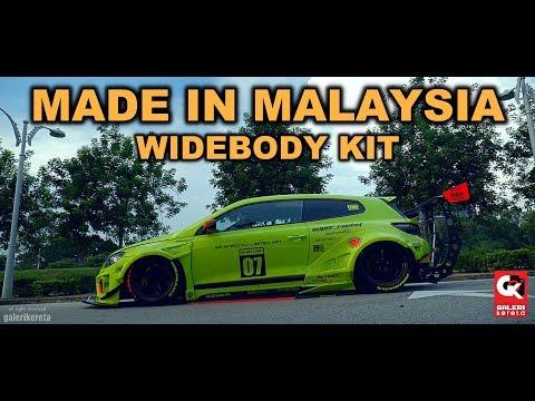 SCIROCCO SR SUPER ROCKET - MADE IN MALAYSIA