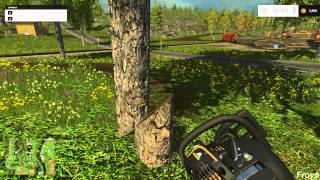 Farming Simulator 2015/2017 - How to get fast money at start - Best Money Guide!
