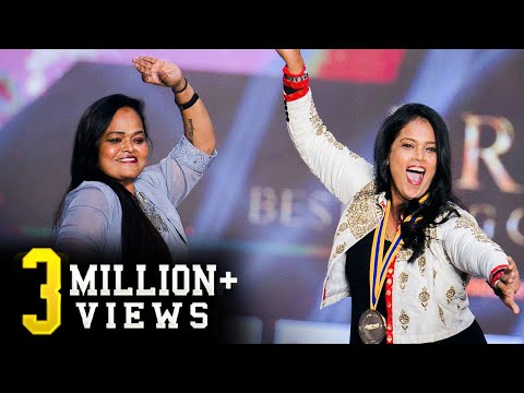 Maanada Mayilada on Stage | Kala & Brinda Master's Dance Moments!