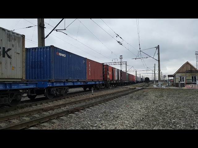 Второй Флекси-поезд из Воронежа