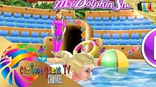 My Dolphin Show: Mermaid Elsa and Snow Guy