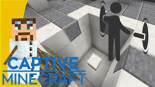 [Dansk] Captive Minecraft IV // Teleporterings maskine! - Ep04
