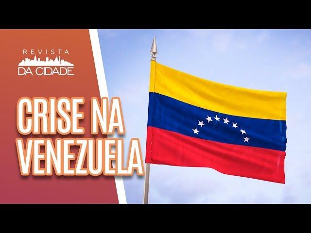 Revista em Pauta: Crise na Venezuela - Revista da Cidade (28/02/19)