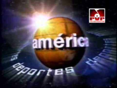 Historia de los logos de América Televisión (Canal 4)