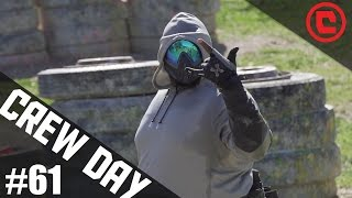 Critical Crew Day Paintball Big Game #61 at Combat Paintball Park 3-12-2017 Sunday