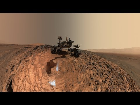 Nasa's Curiosity rover will celebrate five years on Mars with a lonely birthday tune