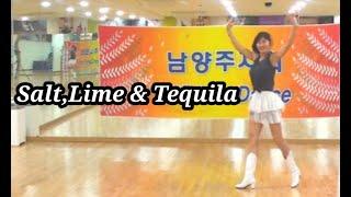 Salt,Lime &Tequila-Line da…