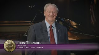 Join President Thrasher In Supporting Opening Nights