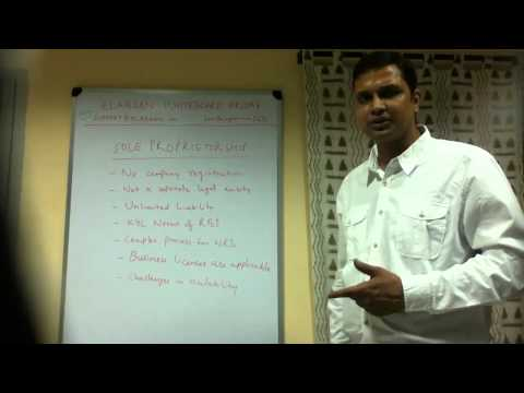 Understanding Sole Proprietorship for Indian Businesses