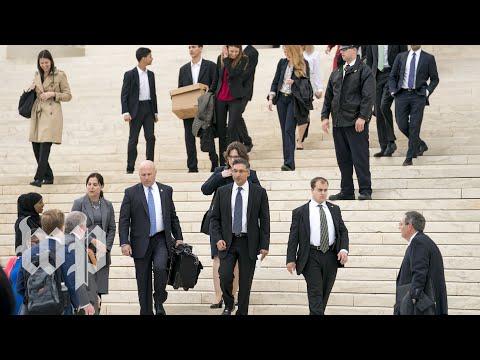 Supreme Court hears oral arguments in travel ban case