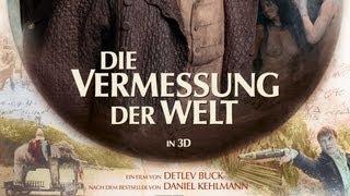 DIE VERMESSUNG DER WELT - offizieller Trailer #2 deutsch HD