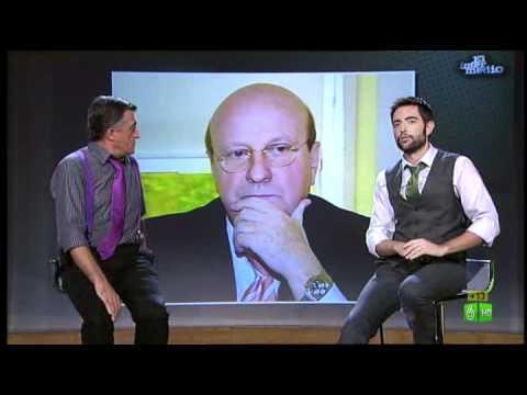El Intermedio: Recordamos cómo eran los servicios informativos en la época de Aznar