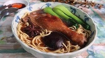 Mì vịt tiềm, công thức đang kinh doanh đắc hàng tại Sài Gòn || Natha Food