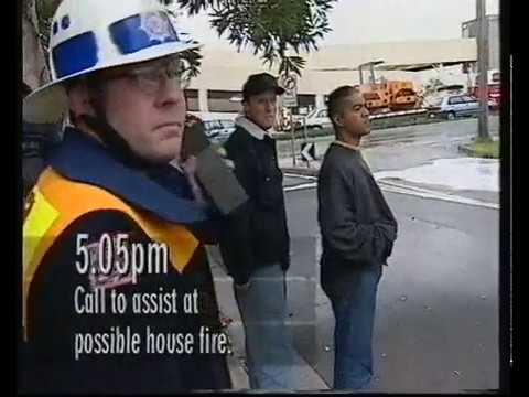 CFA Dandenong  Emergency 000 TV  1996