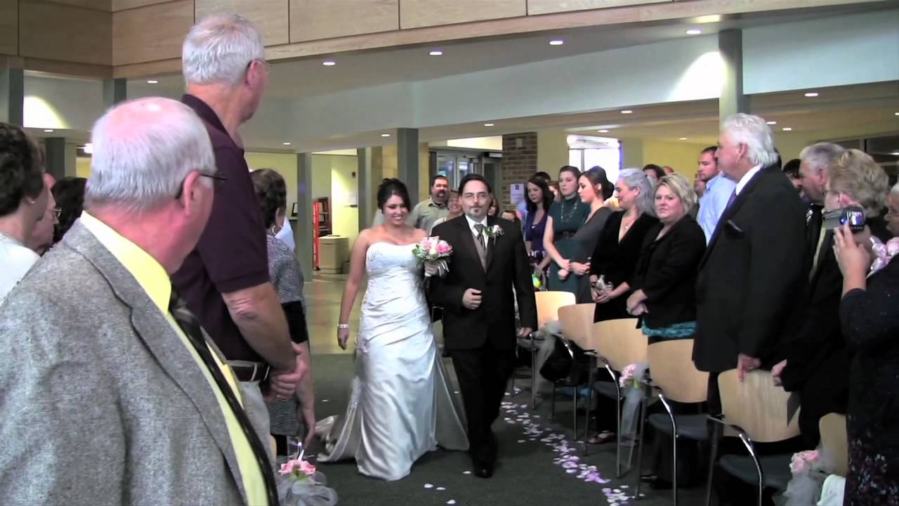 Josh + Kala Pinson Wedding Preview - YouTube