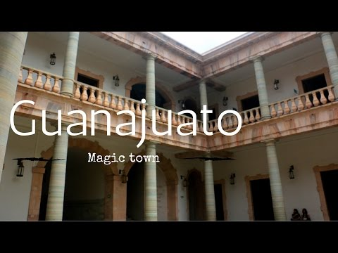 10 places to visit in Mexico (Guanajuato #10)