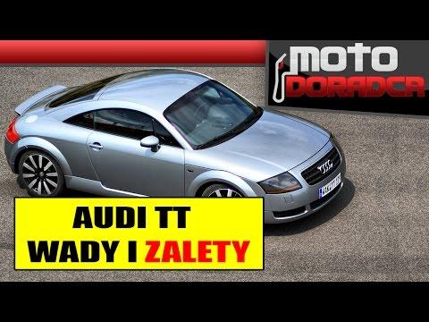 Audi TT 8N - WADY I ZALETY #292 MOTO DORADCA