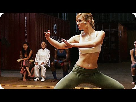 LADY BLOODFIGHT Trailer 2 (2017) Martial-Arts Action Movie