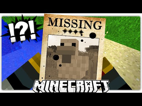 Minecraft | LOGDOTZIP QUEST: THE HUNT FOR DRUMSTICK...