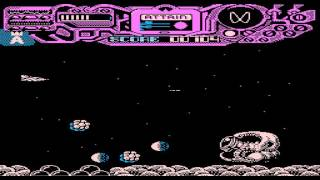Xenon BK-0010 gameplay (PDP-11) Электроника БК-0010