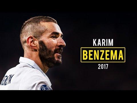 Karim Benzema ● 2016 2017 Goals Skills &...