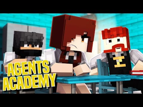 STUCK IN DETENTION | Agents Academy Ep.3
