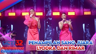 Juaraaa Lyodra X Rimar Waktu Dan Perhatian Pesan Terakhir Rcti 32 Anniversary Celebration