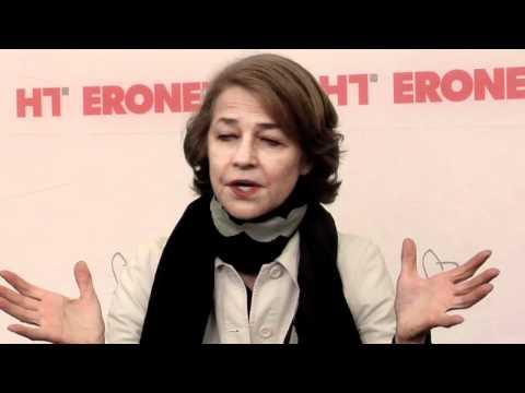 Charlotte Rampling Interview