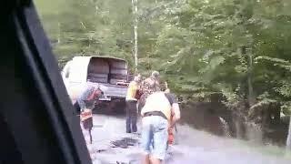 Ремонт дороги Володимирець - Суховоля