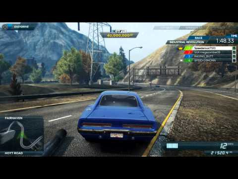 need for speed most wanted 2012 part 1