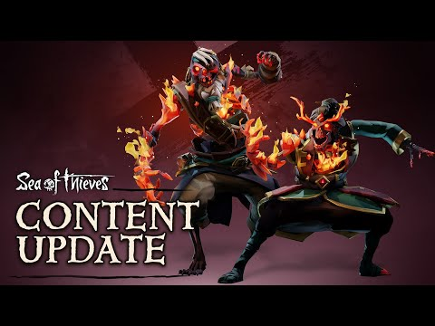 Ashen Winds: Official Sea of Thieves Content Update