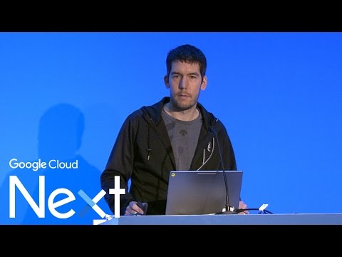 Nest on GCP: Real-time IoT analytics and algorithms at enterprise scale (Google Cloud Next '17)
