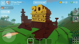 20th Century Studio - Block Craft 3d: Building Simulator Games for Free screenshot 2