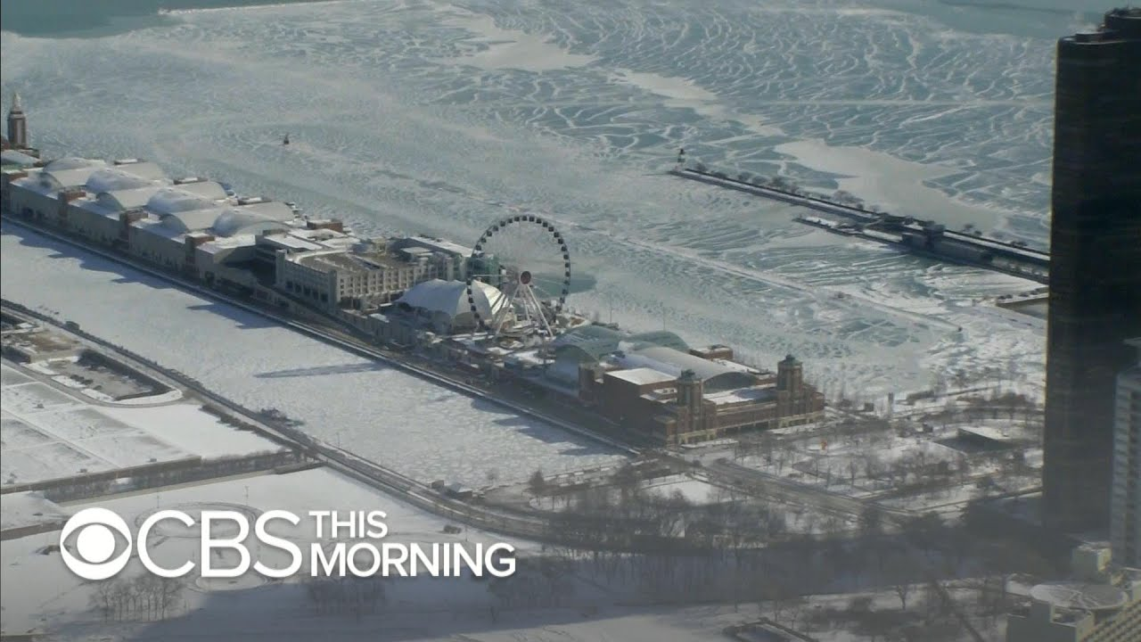 LIVE TEMPERATURES: Chicago Weather: Polar vortex brings brutal cold, Wind ...