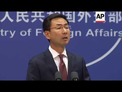 Beijing urges Pyongyang to stop 'activities that heighten tension'