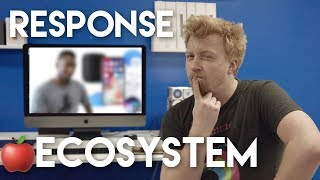 "Fine! Response to ""🍎 Ecosystem Explained"" by MKBHD"