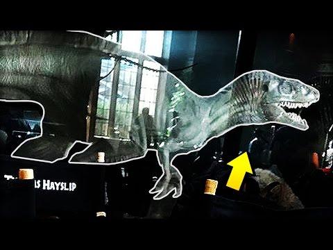Jurassic World 2   NEW DINOSAUR REVEALED?! Metriacanthosaurus Or Hybrid? (Jurassic World 2 News)