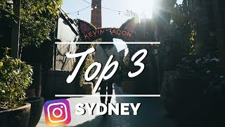 3 SYDNEY Cafe for BREAKFAST and INSTAGRAM WORTHY - Grounds of Alexandria